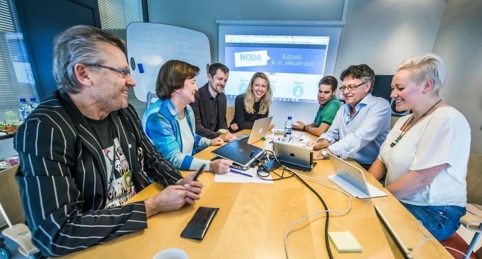 NODA - konferanse i ålesund i januar 2015 Foto: Staale Wattø sw@smp.no
